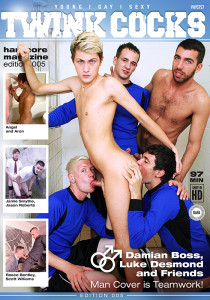 Man Cover Is Teamwork! DOWNLOAD