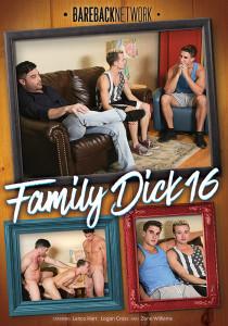 Family Dick 16 DVD (S)