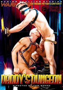 Daddy's Dungeon DVD