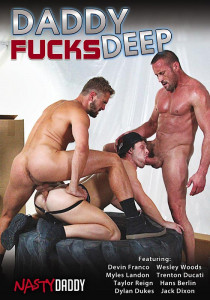 Daddy Fucks Deep DVD (S)