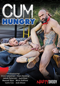 Cum Hungry DVD (S)