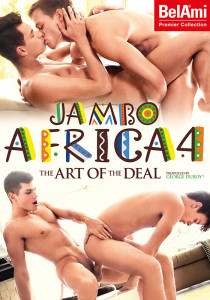 Jambo Africa 4: The Art of the Deal DVD