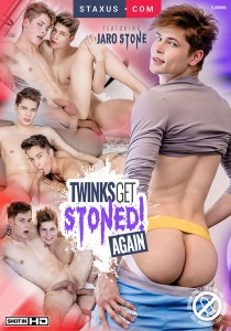 Twinks Get Stoned Again! DVDR (NC)