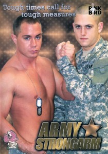 Army Strongarm DVD
