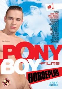 PonyBoy 1: Horseplay DVD (NC)