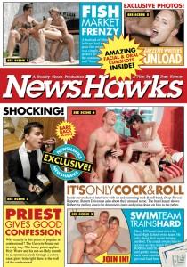 News Hawks DVDR (NC)