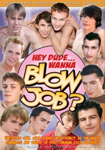 Hey Dude...Wanna Blow Job? DVD (NC)