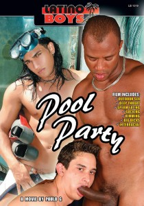 Pool Party (Latino Boys) DVD