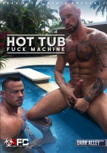 Hot Tub Fuck Machine DVD