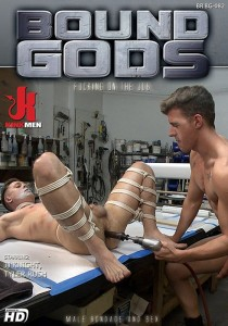 Bound Gods 82 DVD (S)