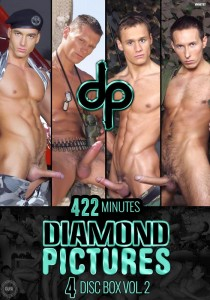Diamond Pictures Box 2 DVD