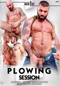 Plowing Session DVD