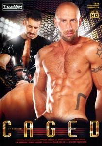 Caged DVD