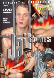 Jail Games DVD