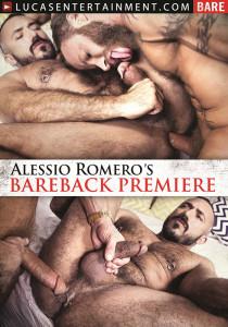 Alessio Romero's Bareback Premiere DVD