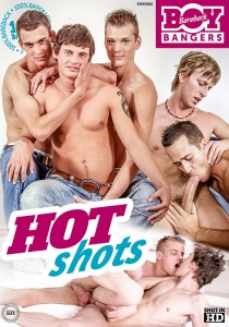 Hot Shots (Bareback Boy Bangers) DOWNLOAD