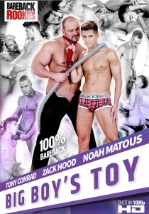 Big Boy's Toy DVD