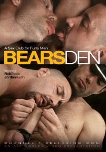 Bear's Den DVD
