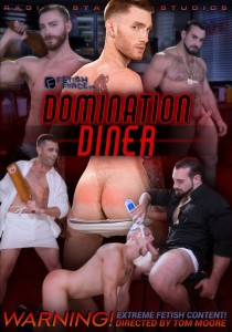 Domination Diner DVD (S)