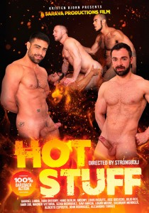 Hot Stuff DVD (Kristen Bjorn)
