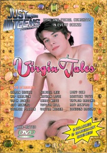 Virgin Tales DVD (NC)