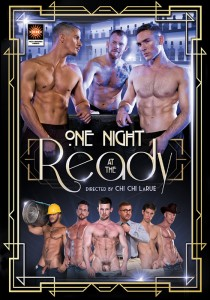 One Night at The Ready DVD