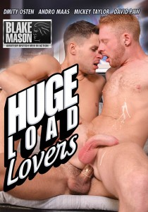 Huge Load Lovers DVD