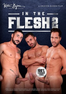 In The Flesh 2 DVD