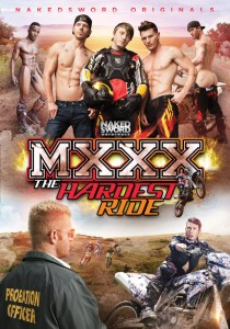 MXXX: The Hardest Ride DVD