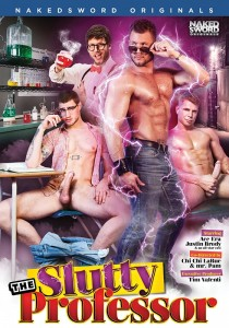 The Slutty Professor DVD