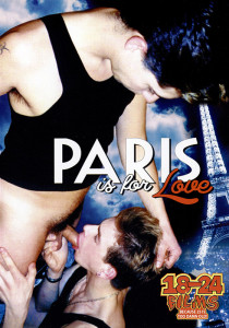 Paris is for Love DVD (NC)