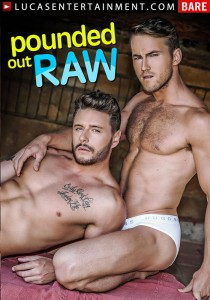 Pounded Out Raw DVD