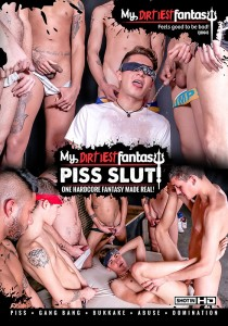 Piss Slut! DVD