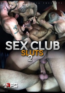 Sex Club Sluts 2 DVD (S)