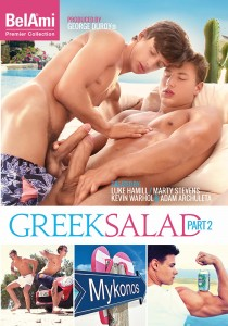 Greek Salad Part 2 DVD