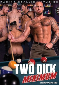 Two Dick Minimum DVD (S)
