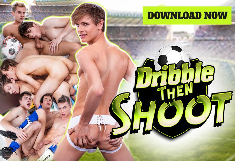 Dribble Then Shoot DOWNLOAD!