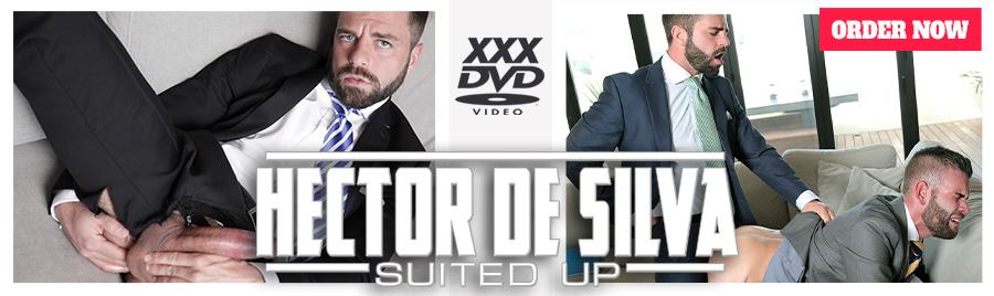 Hector de Silva Suited Up!