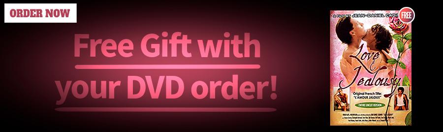 Free DVD Gift: Love & Jealousy