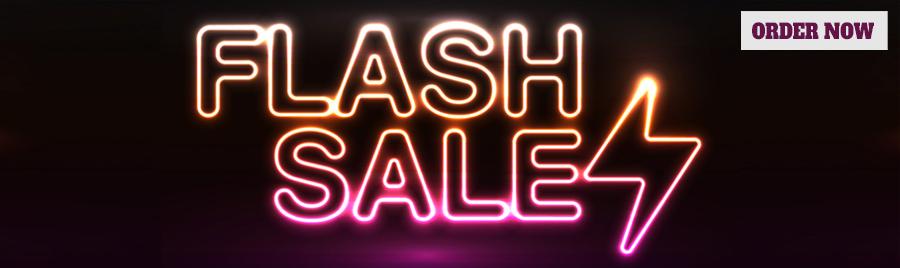 Flash DVD Sale